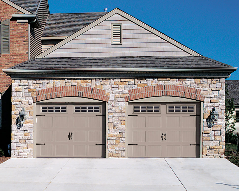 outdoor home improvement projects garage doors