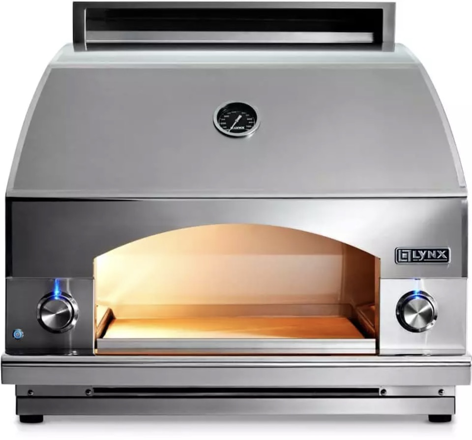 outdoor oven appliance