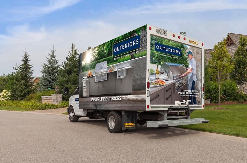 Outeriors truck