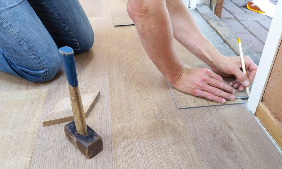 DIY floor project